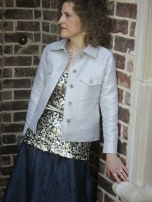 Serendipity Studio The Jordan Jacket sewing pattern